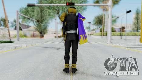 Kamen Rider Beast Dolphi for GTA San Andreas third screenshot
