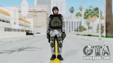 Black Mesa - HECU Marine v3 for GTA San Andreas second screenshot