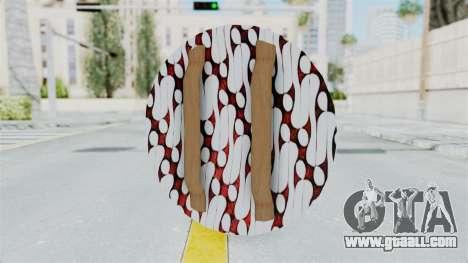 SpiderMan Indonesia Version Shield for GTA San Andreas second screenshot
