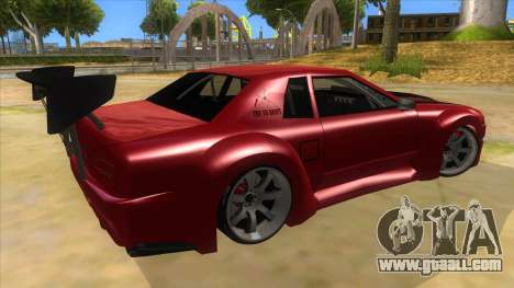 Elegy Tio Sam Style for GTA San Andreas right view