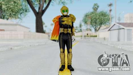 Kamen Rider Beast Falco for GTA San Andreas second screenshot