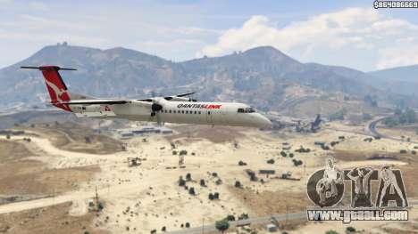 GTA 5 Bombardier Dash 8Q-400 sixth screenshot
