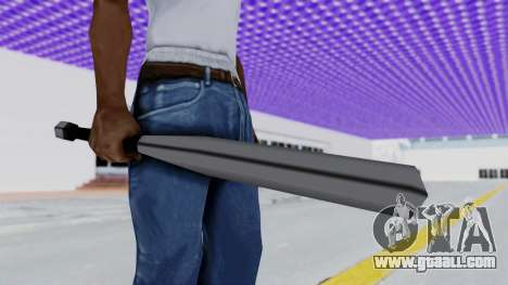 Liberty City Stories - Baseball Bat for GTA San Andreas second screenshot