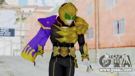 Kamen Rider Beast Dolphi for GTA San Andreas