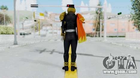 Kamen Rider Beast Falco for GTA San Andreas third screenshot