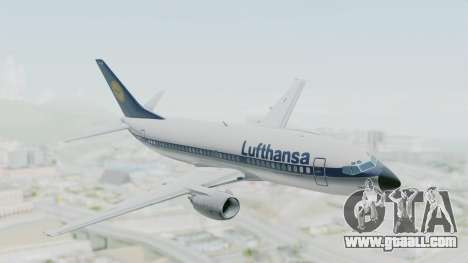Boeing 737-300 for GTA San Andreas
