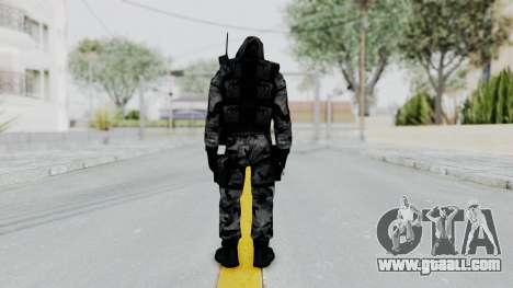 Hodeed SAS 3 for GTA San Andreas third screenshot