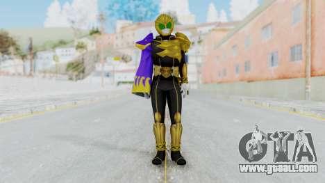 Kamen Rider Beast Dolphi for GTA San Andreas second screenshot