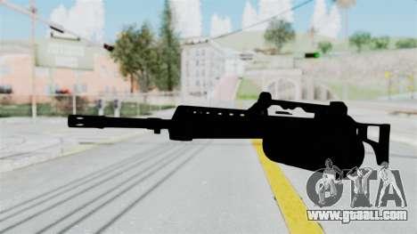 MG36 for GTA San Andreas second screenshot