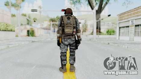 Battery Online Soldier 6 v1 for GTA San Andreas third screenshot