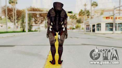 Mass Effect 3 Collector Trooper for GTA San Andreas third screenshot