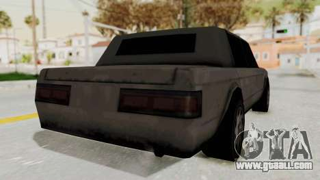 Greenwood from Manhunt for GTA San Andreas left view
