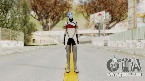 Mass Effect 2 Rana Thanoptis for GTA San Andreas second screenshot
