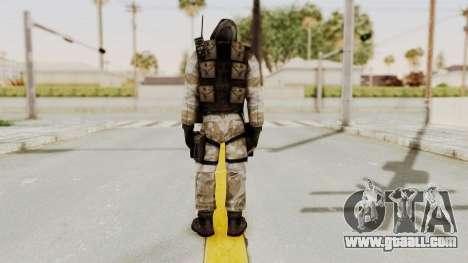Hodeed SAS 10 for GTA San Andreas third screenshot