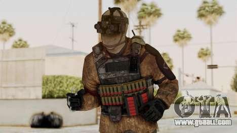 CoD AW KVA Shotgun for GTA San Andreas