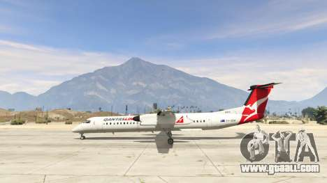 GTA 5 Bombardier Dash 8Q-400 second screenshot