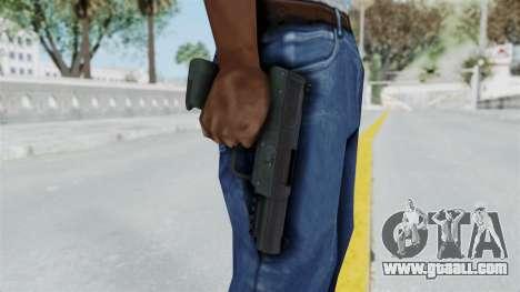 FN57 for GTA San Andreas third screenshot