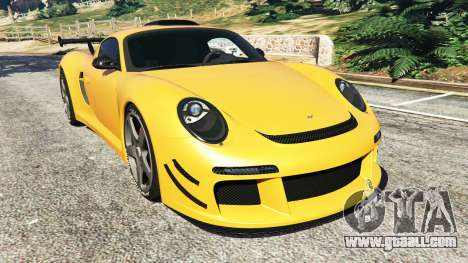 Ruf CTR3 v1.1 for GTA 5