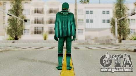 Power Rangers Mystic Force - Green for GTA San Andreas third screenshot