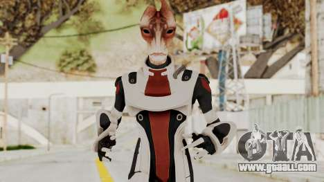Mass Effect 2 Mordin Solus for GTA San Andreas