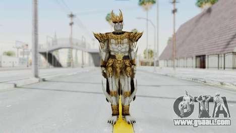 N Daguva Zeba for GTA San Andreas second screenshot