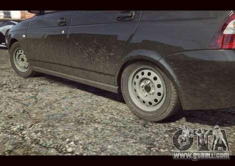 VAZ 2170 for GTA 5