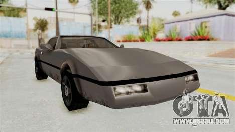 Beta VC Banshee for GTA San Andreas