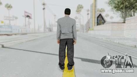 Lowriders Custom Classics DLC Male for GTA San Andreas third screenshot