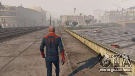 GTA 5 Amazing Spiderman