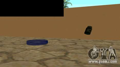 Replace icons and save lives for GTA San Andreas third screenshot