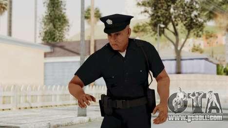 GTA 5 LA Cop for GTA San Andreas