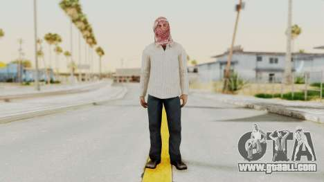 Middle East Insurgent v1 for GTA San Andreas second screenshot