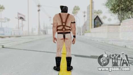 Manhunt 2 - Gimp Bouncer for GTA San Andreas third screenshot