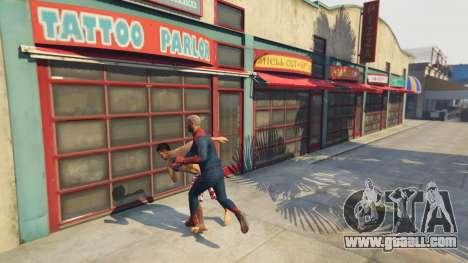 Amazing Spiderman for GTA 5
