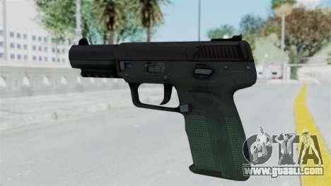 FN57 for GTA San Andreas second screenshot