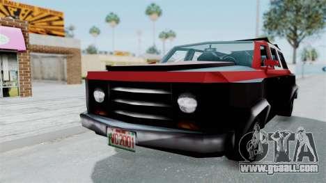VCS Gang Rancher for GTA San Andreas