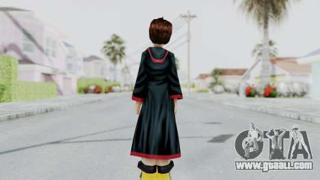 Harry Potter for GTA San Andreas third screenshot