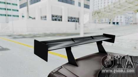 Nissan Skyline R34 GTR 2002 V-Spec II S-Tune for GTA San Andreas inner view