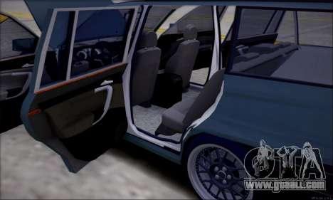 Opel Astra for GTA San Andreas