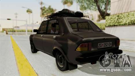 Zastava 101 for GTA San Andreas left view