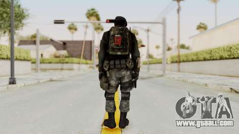 Battery Online Soldier 2 for GTA San Andreas third screenshot