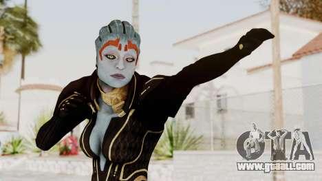 Mass Effect 2 Samara Black for GTA San Andreas