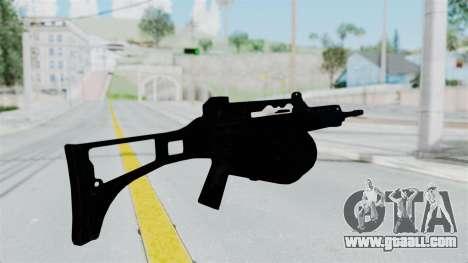 MG36 for GTA San Andreas third screenshot