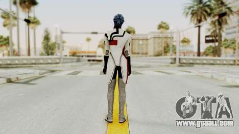 Mass Effect 2 Rana Thanoptis for GTA San Andreas third screenshot