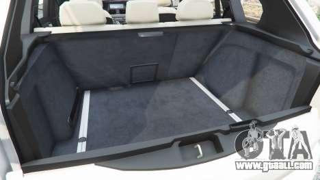 GTA 5 BMW X5 M steering wheel