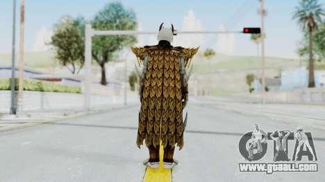 N Daguva Zeba for GTA San Andreas third screenshot