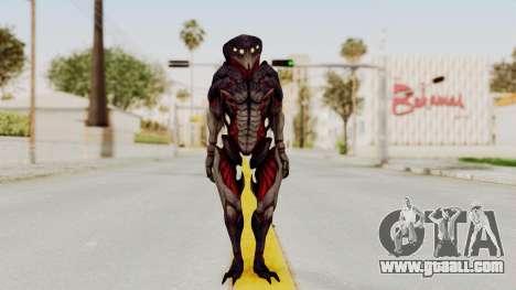 Mass Effect 3 Collector Trooper for GTA San Andreas second screenshot