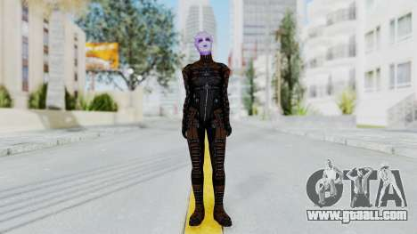 Mass Effect 1 Asari Shiala Commando for GTA San Andreas second screenshot