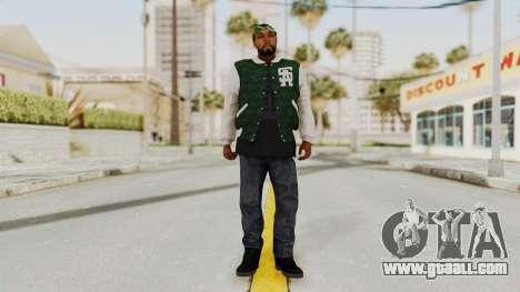 GTA 5 Families Gang Mamber 1 for GTA San Andreas second screenshot