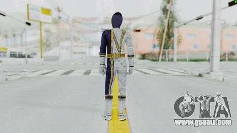 Power Rangers S.P.D - Omega for GTA San Andreas third screenshot